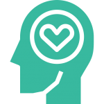 what is wellness, wellness business, heart in head emotional wellness icon