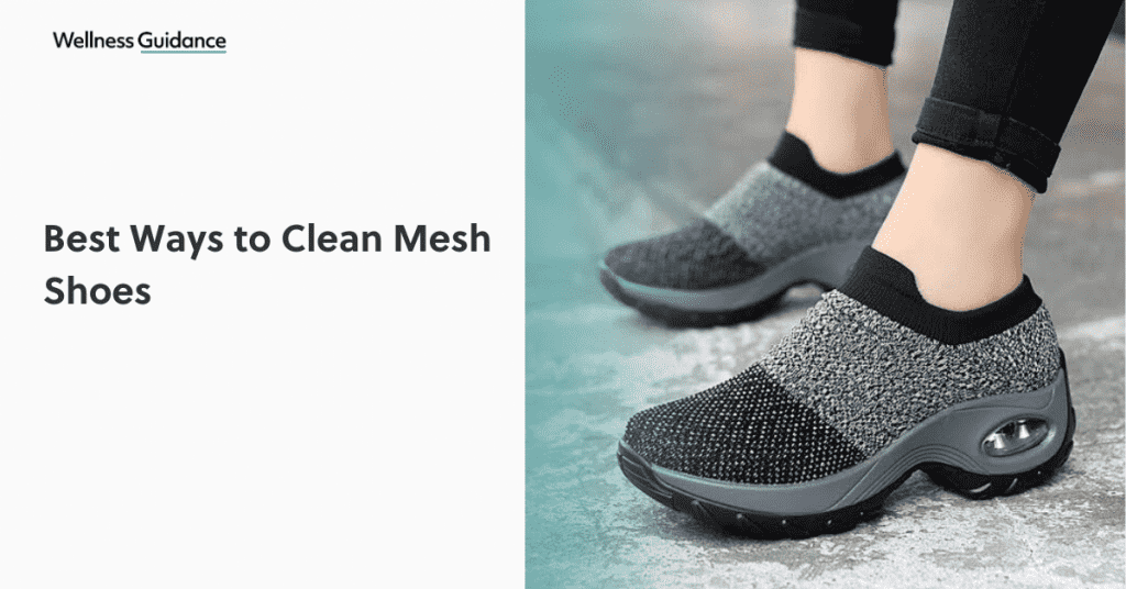 best-way-to-clean-mesh-shoes