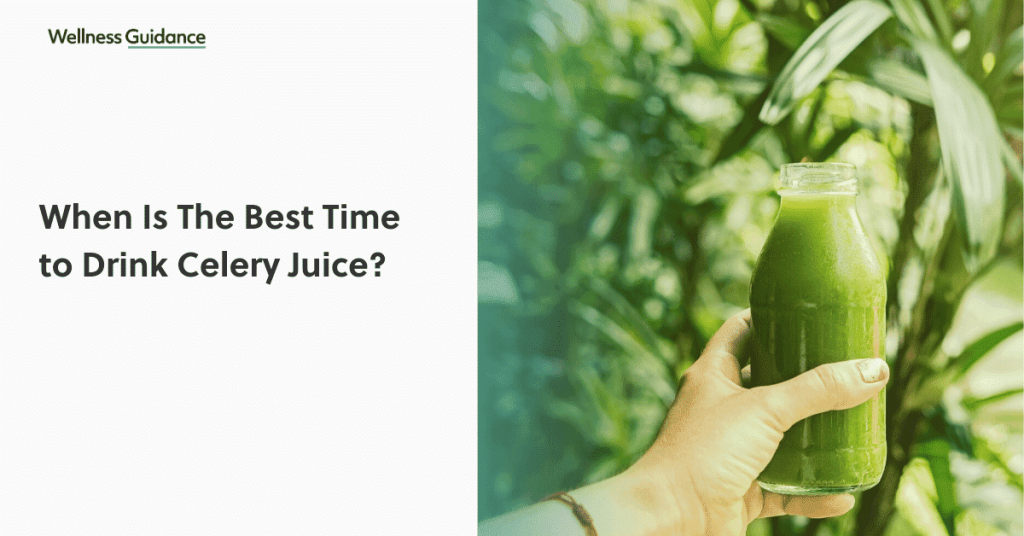 best-time-to-drink-celery-juice