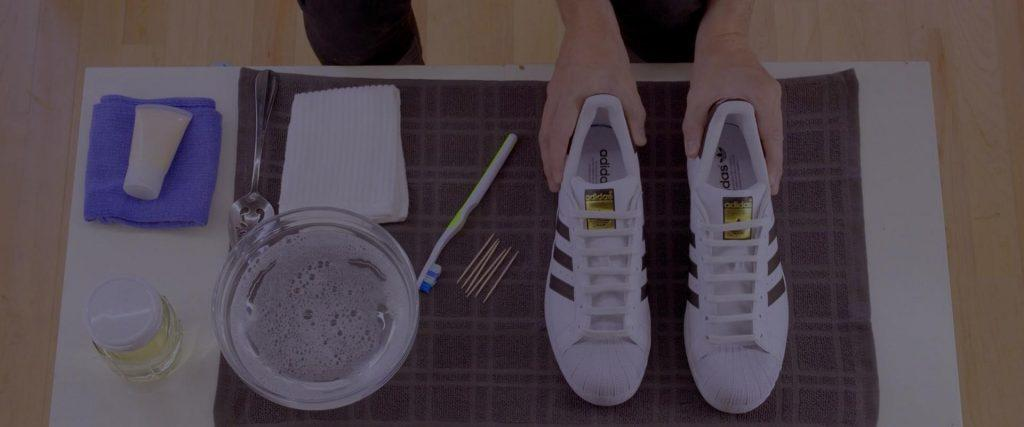 brush-shoe-best way to clean mesh shoes