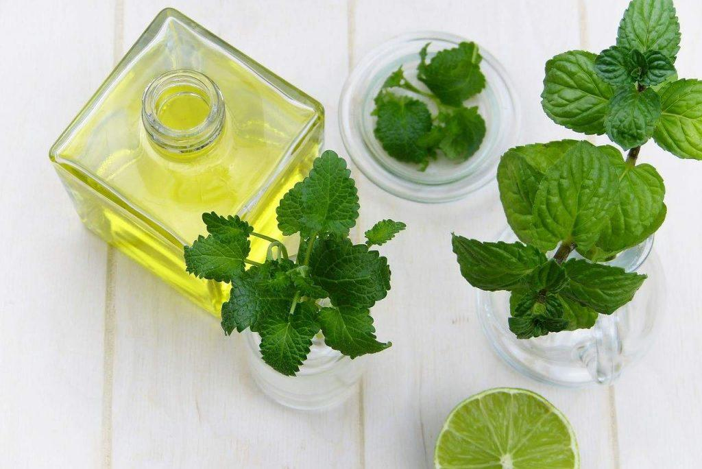 peppermint-essential-oil-best essential oil for athlete's foot